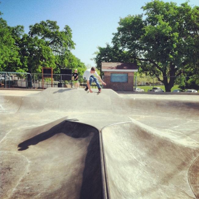 Cameron Park Skatepark